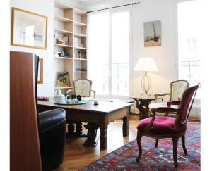 Art & luxury stay at le Louvre