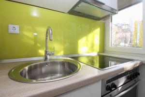 Kosevo 6 Apartment, Appartamenti  Sarajevo - big - 6