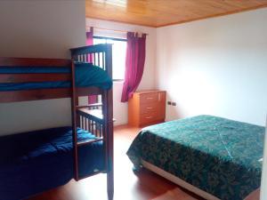 Hostal Mi Casa, Guest houses  Algarrobo - big - 3