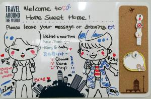Hongdae Home Sweet Home, Apartmány  Soul - big - 31