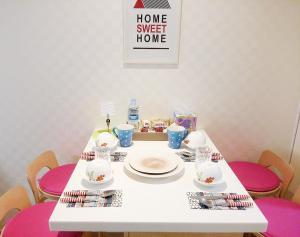 Hongdae Home Sweet Home, Apartmány  Soul - big - 25