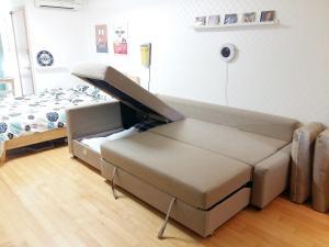 Hongdae Home Sweet Home, Apartmány  Soul - big - 26