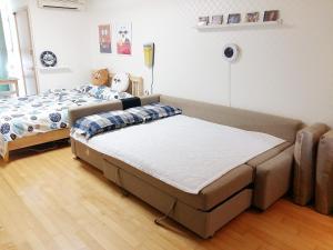 Hongdae Home Sweet Home, Apartmány  Soul - big - 23