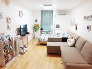 Hongdae Home Sweet Home, Apartmány  Soul - big - 19