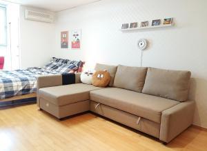 Hongdae Home Sweet Home, Apartmány  Soul - big - 7