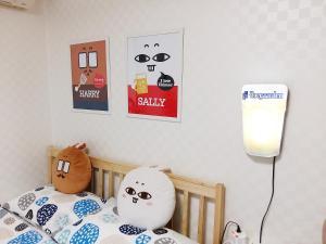 Hongdae Home Sweet Home, Apartmány  Soul - big - 10