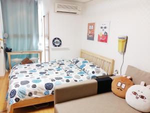 Hongdae Home Sweet Home, Apartmány  Soul - big - 6