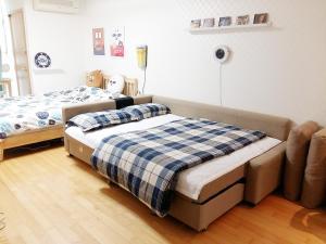 Hongdae Home Sweet Home, Apartmány  Soul - big - 3