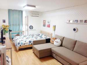 Hongdae Home Sweet Home, Apartmány  Soul - big - 11
