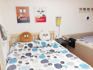 Hongdae Home Sweet Home, Apartmány  Soul - big - 34