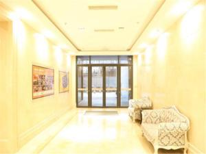 Cube Theme Apartment, Apartmány  Jinan - big - 10