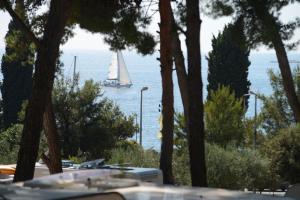 Campsite Porton Biondi Mobile Homes Mediteran, Ferienparks  Rovinj - big - 17