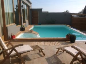 Beautiful House private swimming pool