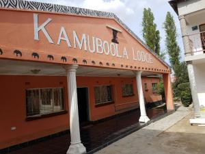 Kamuboola Lodge