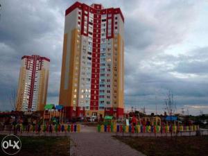 Apartment y metro Osokorki