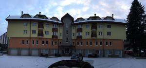 GM Royal Plaza, Apartmanhotelek  Borovec - big - 11