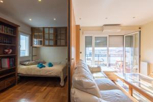 Apartamentos Rio, Apartmanok  Madrid - big - 11