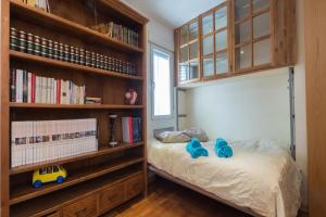 Apartamentos Rio, Apartmanok  Madrid - big - 12