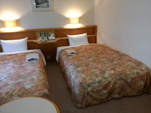 Hotel New Green Kashiwazaki, Hotel  Kashiwazaki - big - 11