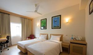 Red Fox Hotel, Trichy, Hotel  Tiruchchirāppalli - big - 6