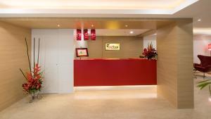 Red Fox Hotel, Trichy, Отели  Тируччираппалли - big - 21