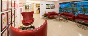 Red Fox Hotel, Trichy, Отели  Тируччираппалли - big - 30