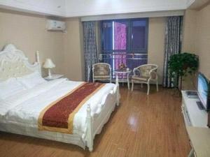 Dalian Xinghai Wankelai ApartHotel (Huizhan Brand)