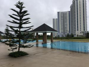 Wind Residence with View of Taal Lake, Apartmanok  Tagaytay - big - 45