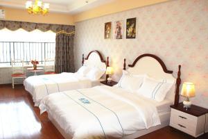 V Hotel Apartment Dongguan Houjie Wanda Branch