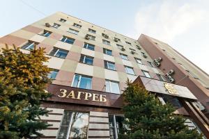 Отель Загреб на Астраханской - фото 24