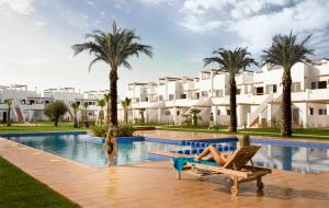 Luxury apartment Condado De Alhama N5