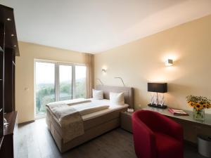 Design-Konferenzhotel & Restaurant Steinernes Schweinchen, Hotely  Kassel - big - 41