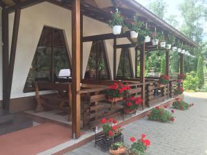 Roua Voronetului, Гостевые дома  Гура-Гуморулуй - big - 19