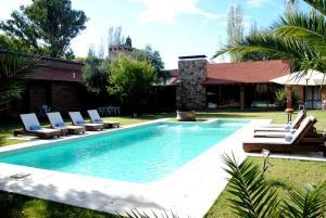 Suter Petit Hotel, Hotels  San Rafael - big - 38