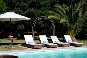 Suter Petit Hotel, Hotels  San Rafael - big - 23