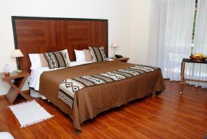 Suter Petit Hotel, Hotels  San Rafael - big - 56