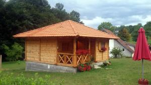 Etno Domaćinstvo Stanković, Ferienwohnungen  Gornji Milanovac - big - 10
