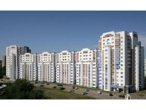 Apartments on ul. Borodina 4