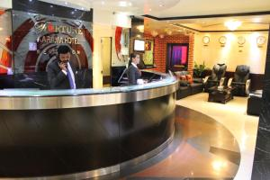 Fortune Karama Hotel, Hotels  Dubai - big - 28