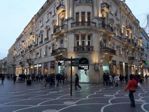 Апартаменты На площади Фонтанов