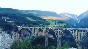 Žabljak-Tara Bridge House