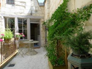 Gite Nuance, Dovolenkové domy  Saint-Aignan - big - 15