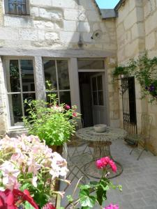 Gite Nuance, Dovolenkové domy  Saint-Aignan - big - 16