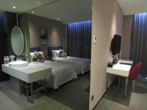 AT Boutique Hotel, Hotel  Taipei - big - 56