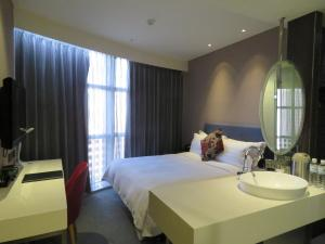 AT Boutique Hotel, Hotel  Taipei - big - 44