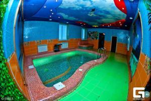 Отель Ямайка, Оренбург