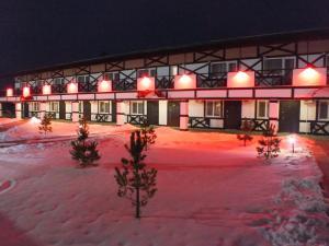 Отель Плазма - фото 14