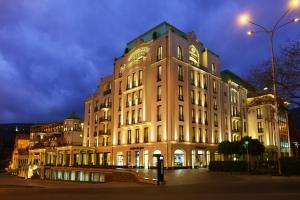 Тбилиси - Ambassadori Tbilisi Hotel