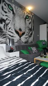 White Tiger in New Gudauri II, Apartments  Gudauri - big - 7