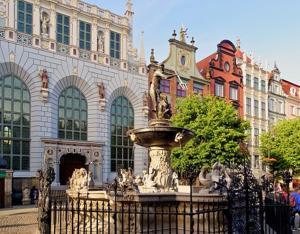 Apartament Heweliusza, Apartments  Gdańsk - big - 42